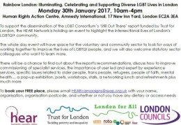Rainbow London HEAR Conference