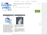 Twilight People APP launched