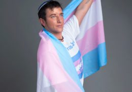 Shaan: Jewish and Trans – it had to be Both