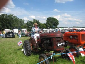 Anna: For the Love of Tractors